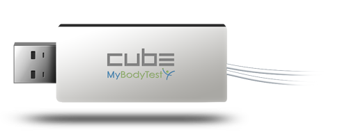 My Body Test Cube